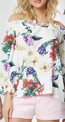 Bata Alice Floral