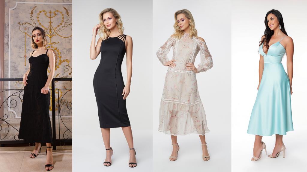 Como usar vestido midi no dia a dia. Mulheres com modelos de vestido da Cordatto.